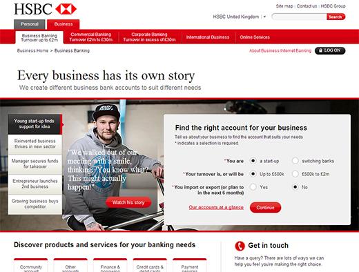 HSBC tariff calculator – Copy and Content
